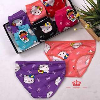 Stretchable Panty for Kids 12pcs
