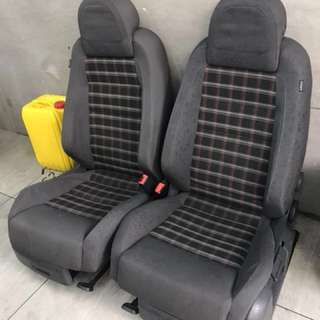 Volkswagen Golf seat #FEB50