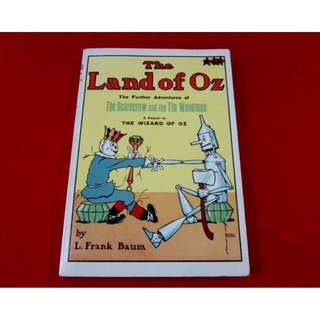 The Land of Oz: The Further Adventures of The Scarecrow and the Tin Woodman