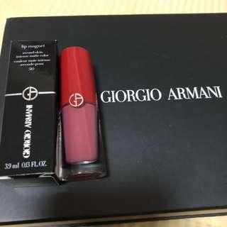 Giorgio Armani Lip Magnet #510 Holiday 2017 LE