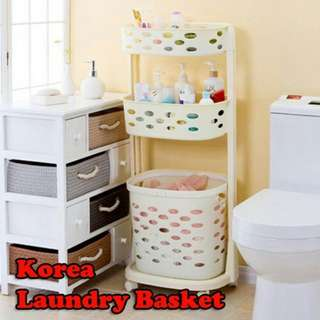 3 Layer Laundry Basket