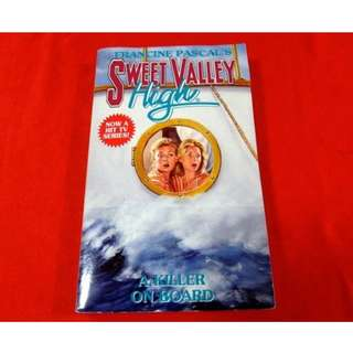 Sweet Valley High: A Killer On Board
