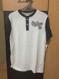 Old Navy 10-12 baseball shirt