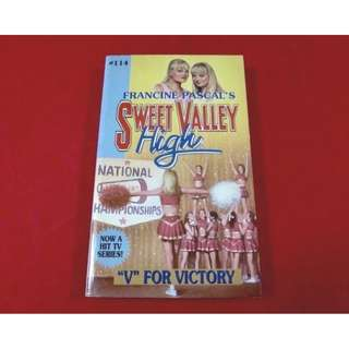 "Sweet Valley High: ""V"" for Victory"