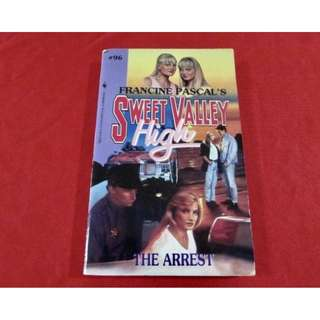 Sweet Valley High: The Arrest