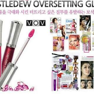 Vov castle dew sparkling lipgloss