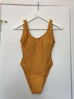 Zaful yellow bikini
