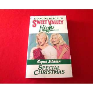Sweet Valley High: Special Christmas (Super Edition)