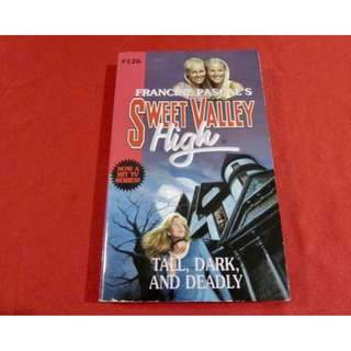 Sweet Valley High: Tall, Dark and Deadly