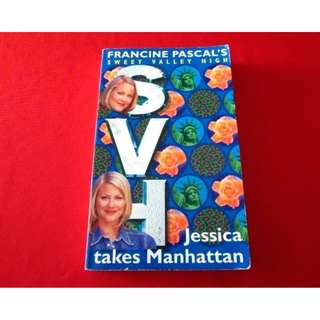 Sweet Valley High: Jessica Takes Manhattan