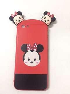 米奇米妮立體手機殼,iPhone電話套