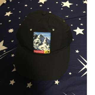 Supreme cap帽