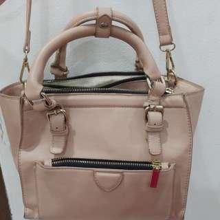 Tas wanita Zara Mini City Bag