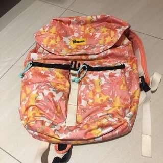 Crumpler floral backpack