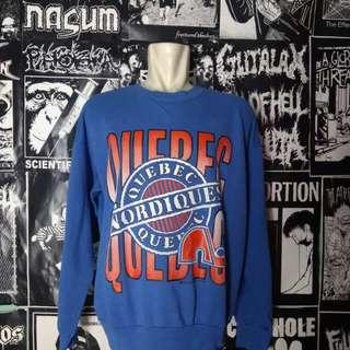 Crewneck sweater vintage original murah