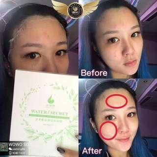 Water Secret Facial Mask