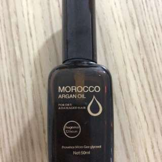 Argan oil /serum
