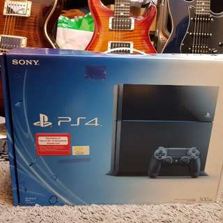 (New - Exploitable) PlayStation 4 PS4 God of War III Limited Edition Bundle
