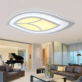 Thin Acrylic Led Ceiling Light