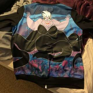 Black milk little mermaid jacket