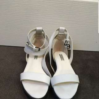 Tony bianco platform sandals