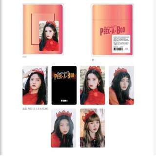 [LF//WTB] RED VELVET PHOTOBOOK CARD COLLECTION