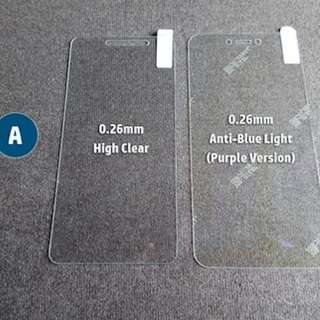 Redmi note 5a clear tempered screen protector