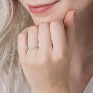 New Authentic Pandora Shining Wish Ring
