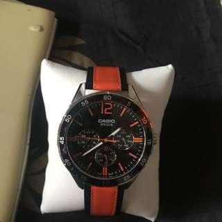 Casio MTP E310L Watch
