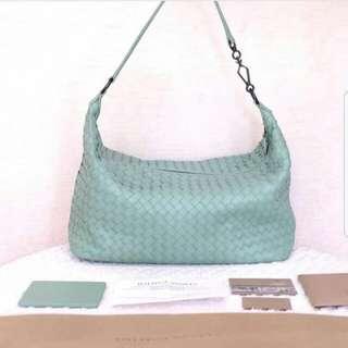 👉PRE💖 - BOTEGA Shoulder Bag in Mint Green 2017 #d
