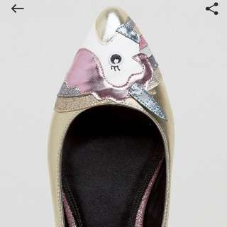 Brand new Asos flats / slip on shoes