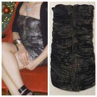 Bodycon tube dress