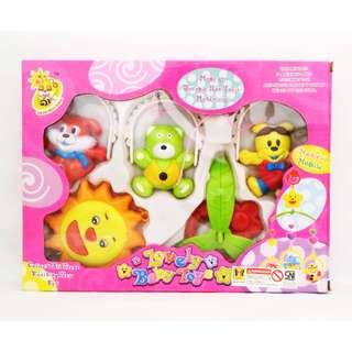Kado Hadiah Souvenir Mainan Musikal - Lovely Baby Born Toys Music (D055)