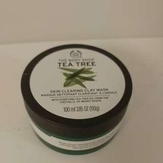 The Body Shop Tea Tree Mask