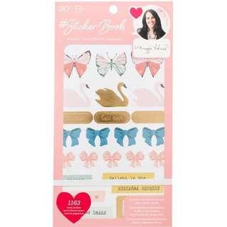 Designer sticker book Maggie Holmes 1163pcs BRAND NEW