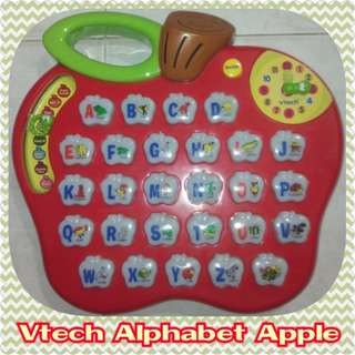 FreePost Vtech Alphabet Apple