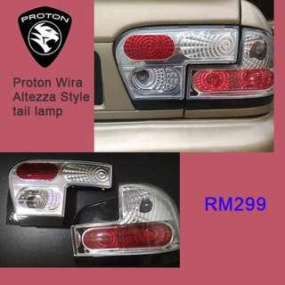 Proton Wira Altezza style tail lamp