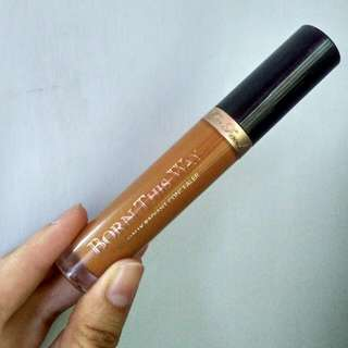 Too Faced tan concealer