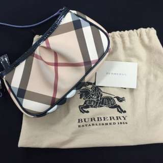 Burberry Handbag/Clutch