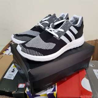 NEW ADIDAS Y3 PURE BLACK WHITE