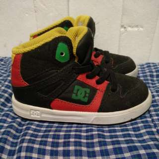 DC baby shoes Size US 7