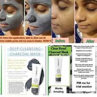 Marykay Charcoal Mask