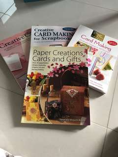 card making books