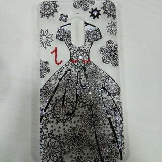 Hard case  gaun pengantin XIAOMI NOTE 4X