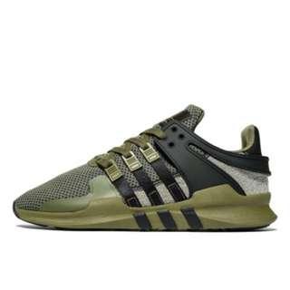 Adidas shoes eqt 迷彩至愛
