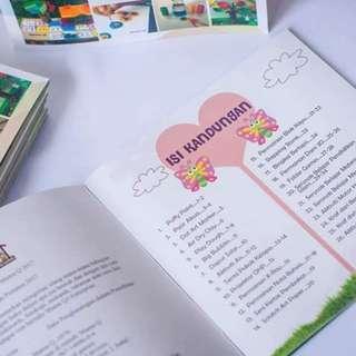 Buku Seronok Bermain di Rumah/Bonding Time Bersama Si Cilik/Kembara Kraftiviti
