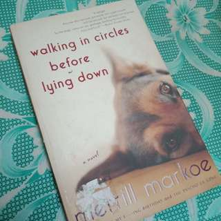 Walking in Circles Before Lying Down by Merril Markoe