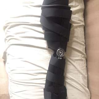 ACL Brace with Lock