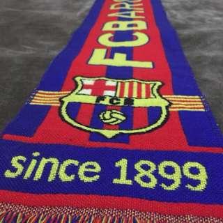 Original syal Fc Barcelona Merchandise