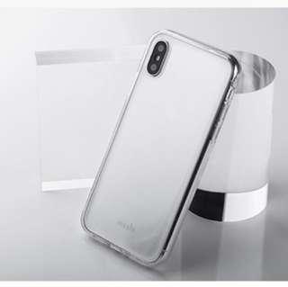 Moshi Vitros for iPhone X 黑保護背殼